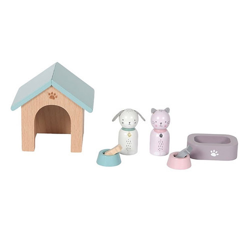 DOLL'S HOUSE PETS PLAYSET