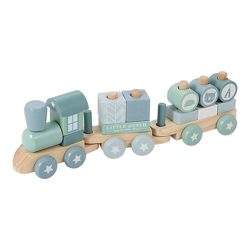 STACKING TRAIN | BLUE