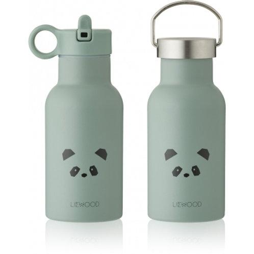 ANKER WATER BOTTLE - 350 ml - PANDA DUSTY MINT