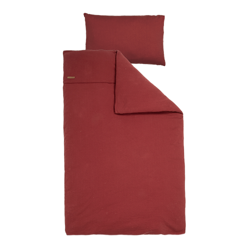 CAPA | PURE INDIAN RED | 140x200