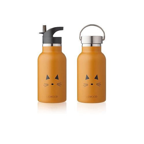 ANKER WATER BOTTLE - 350 ml - CAT MUSTARD