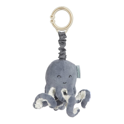 PULL-AND-SHAKE OCTOPUS | AZUL