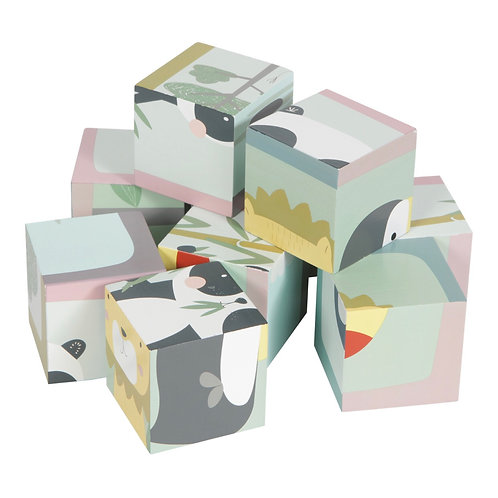 CUBE PUZZLE ZOO