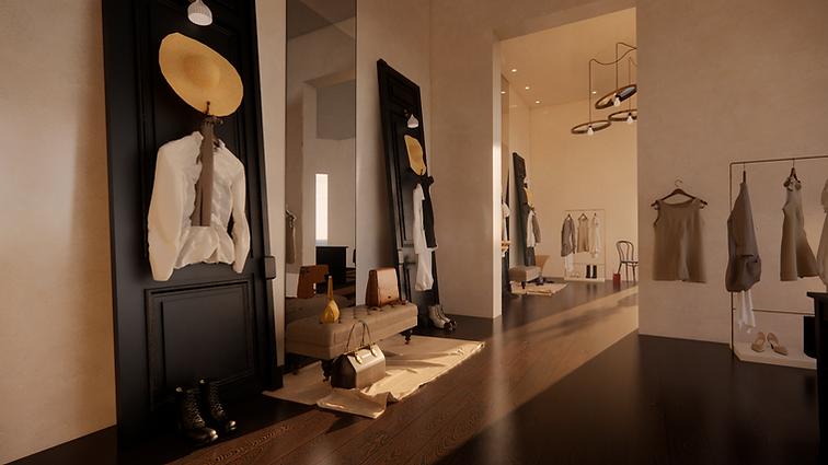 Projet concept store