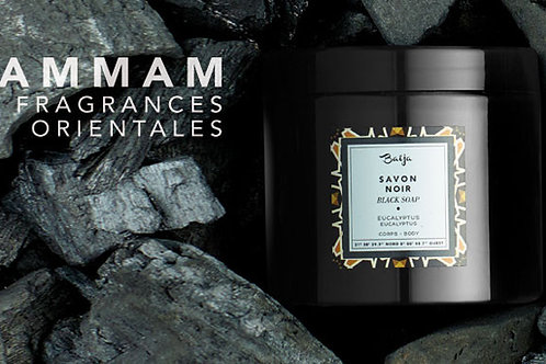 Hamam black soap 500ml