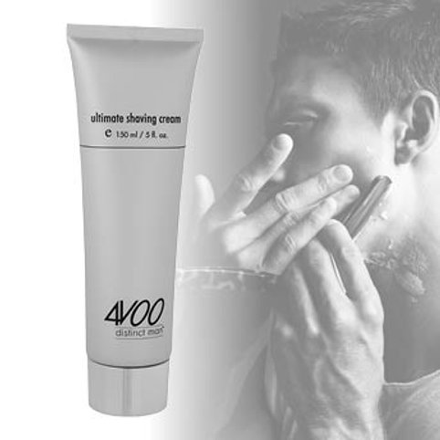 4VOO ultimate shaving cream 150ml