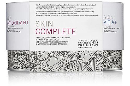 Skin Complete combo pack (Vit A+ met AOX) 2 x 60 caps