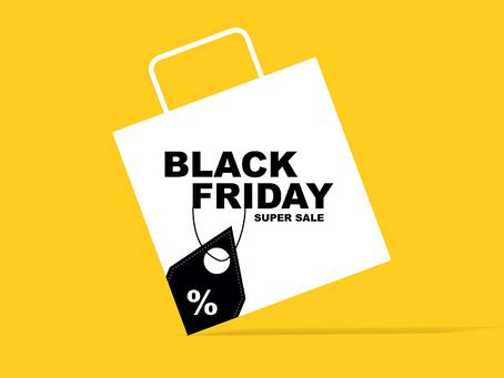 E-Mail Marketing: Tipps & Tricks für Black Friday und Cyber Monday