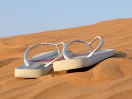 Blog-Ferien bis 2. Juli: Kraft tanken, Sonne spüren, Seele baumeln lassen...