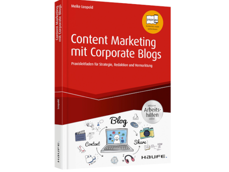 Buchtipp: Content Marketing mit Corporate Blogs