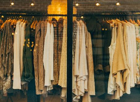 Modehandel kämpft mit historischer Umsatzeinbuße