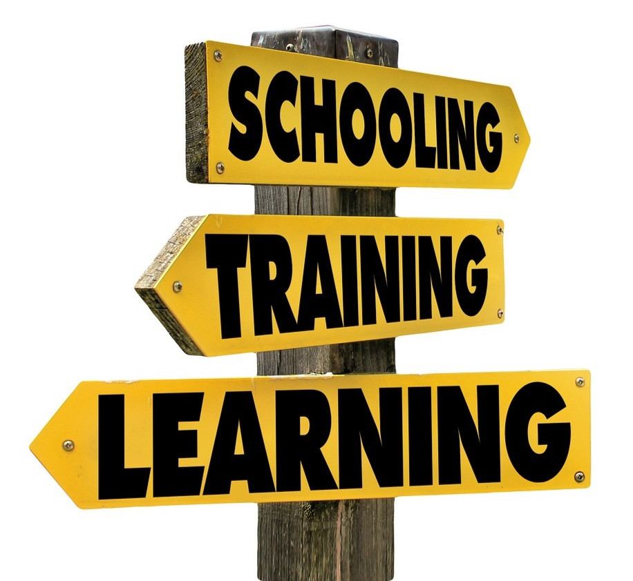 Schild schooling, training, learning