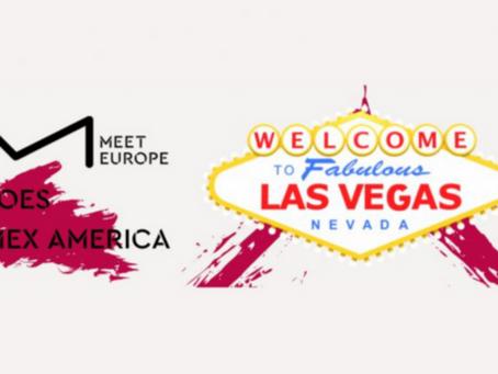 MEET EUROPE bietet Hosted Buyer Programm für IMEX America in Las Vegas