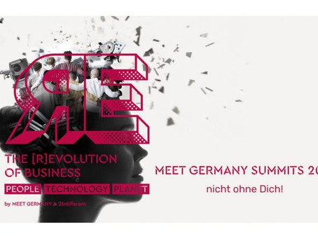 MEET GERMANY | EUROPE Eventreihe 2021