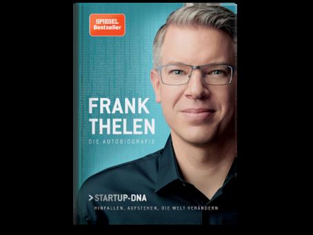 """Die Autobiografie: """"Startup-DNA"""""""