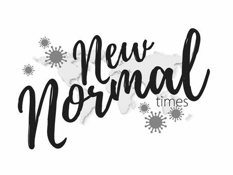 """Save the date: Online-Seminar """"Das neue Normal""""- Was kommt, was bleibt, was verschwindet?"""