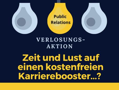 """Jetzt gewinnen! IST-Weiterbildung """"Public Relations"""""""