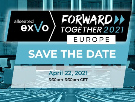 FORWARD TOGETHER 2021 EUROPE by Allseated