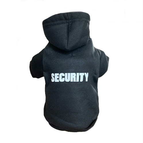 """Pullover """"Security"""""""