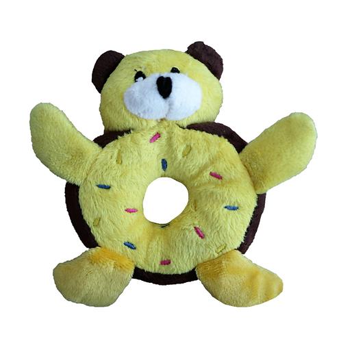 Hundespielzeug  Donut Hase/Bär