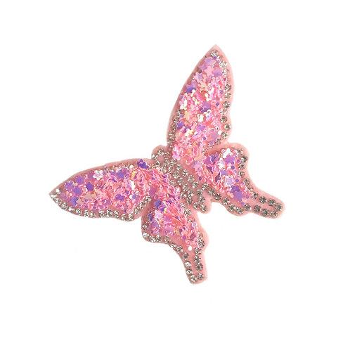 Haarspange Schmetterling