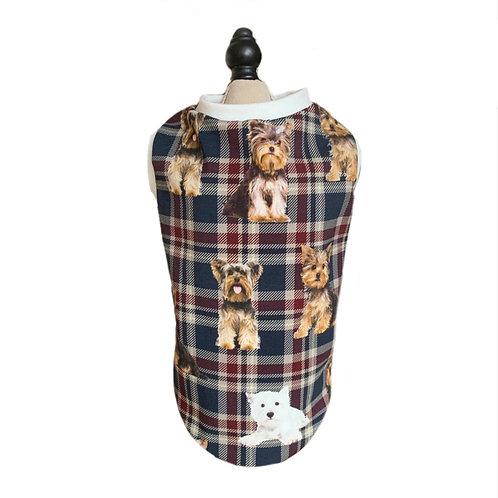 """T-Shirt """"Süßer Hund"""""""