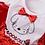Thumbnail: Kleid mit Hundekopf