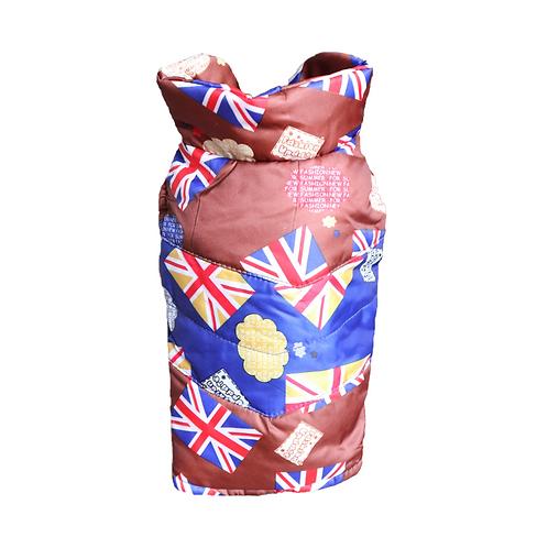 """Mantel """"Britische Flagge"""""""