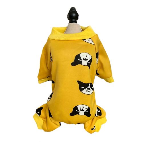 Pyjama gelb
