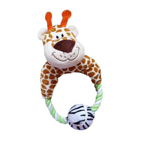 "Hundespielzeug ""Giraffe"""