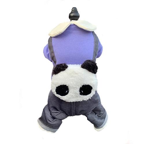 """Anzug """"Panda"""""""