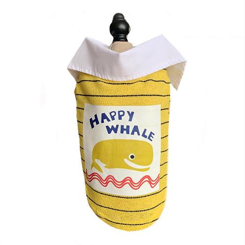 "T-Shirt ""Happy Whale"""