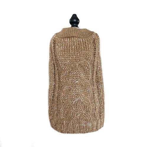Pullover braun