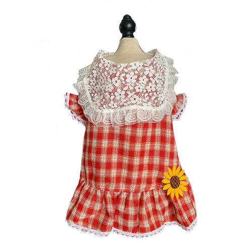 "Kleid ""Sonnenblume"""