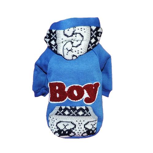 Pullover Boy Gr.S