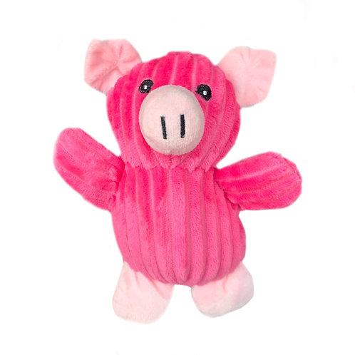 "Hundespielzeug ""Pink Pig"""