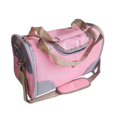 Hundetasche rosa