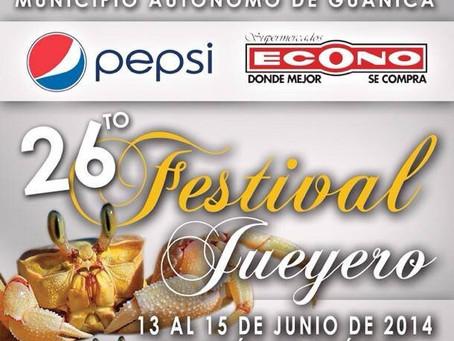 FESTIVAL JUEYERO EN GUÁNICA 2014 – Sanabria Events – Eventos Puerto Rico