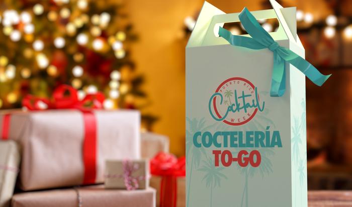 COCTELERÍA EN CASA JUNTO A PUERTO RICO COCKTAIL WEEK
