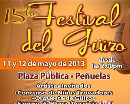 Comienza el tradicional Festival del Güiro en Peñuelas – Metro