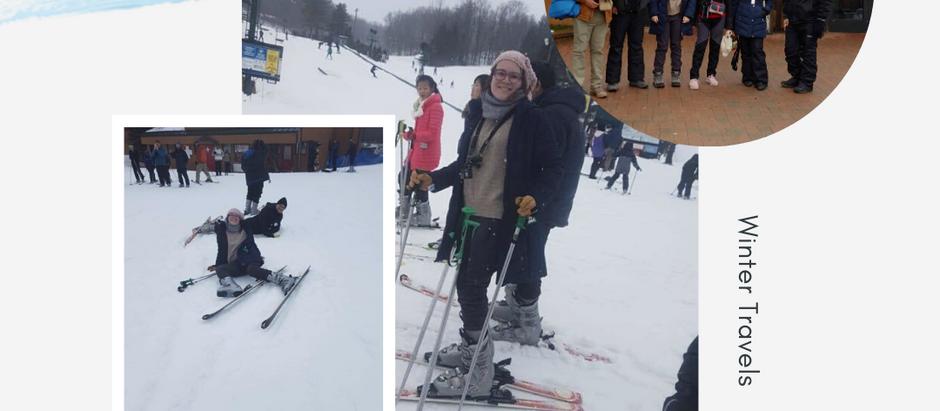 Road Trip: Ski Trip