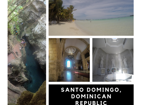 Things to do and where to eat: Santo Domingo