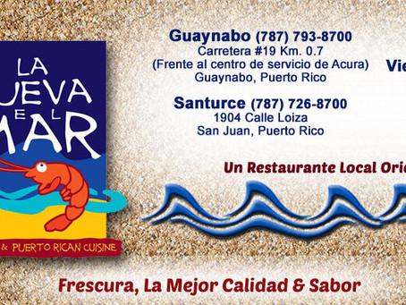 Cueva del mar (Old San Juan and Guaynabo)