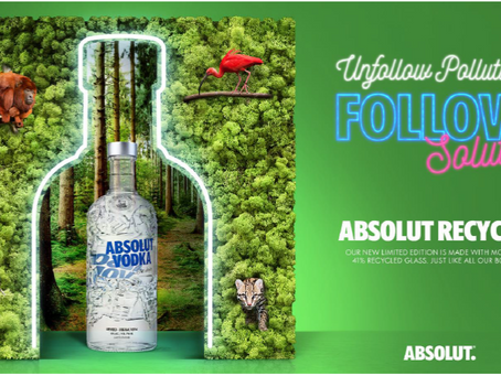 PROMO: Absolut Recycled