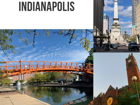 Things to do and where to eat: Indianapolis