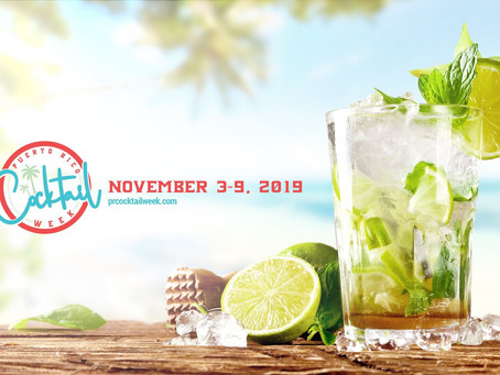 PROMO: Puerto Rico Cocktail Week