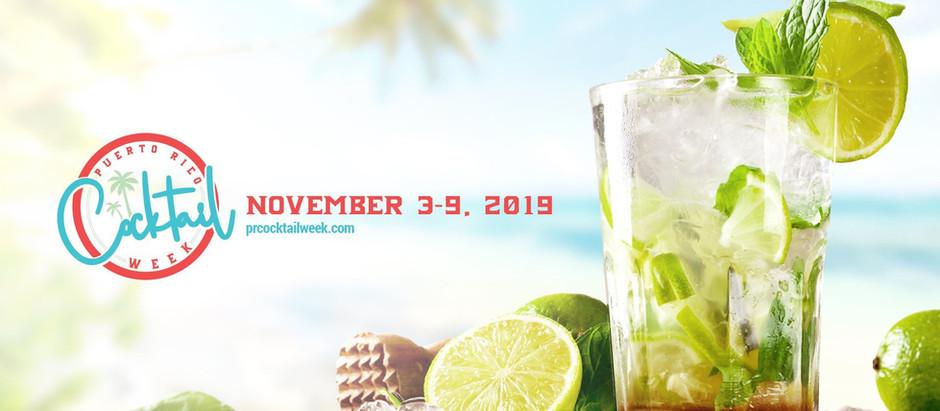 PROMO: Puerto Rico Cocktail Week