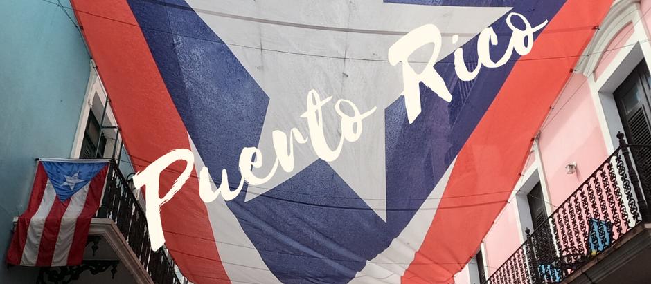 Visit Puerto Rico!