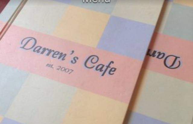 Special Ed: Darren's cafe