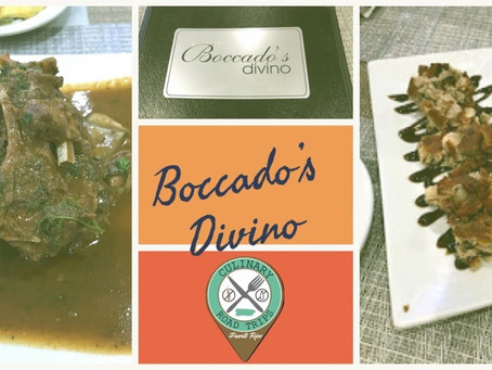 CHEF INTERVIEW: Boccados Divino